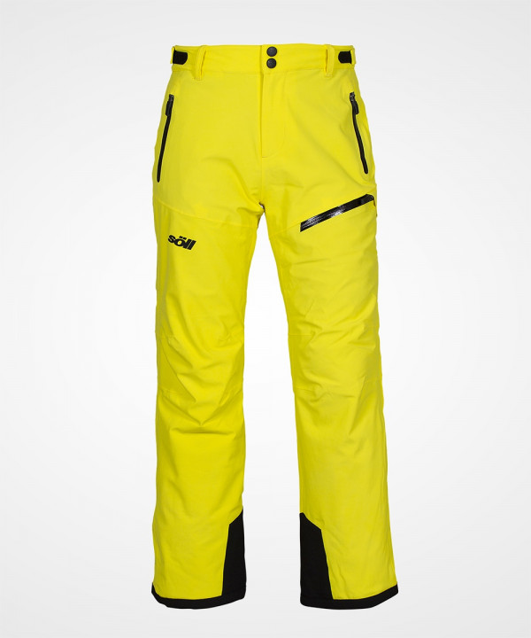 BACKCOUNTRY Amarillo, Pantalón de esquí Backcountry para niño