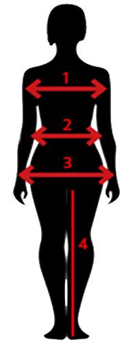 Medidas mujer